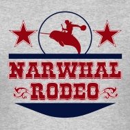 Narwhal rodeo vintage